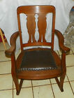 Quartersawn Oak Rocker / Rocking Chair  (R196)