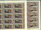 USSR, Russian stamp Full sheet Sc4640-41 Russian paintings  2-15 stamp MNH