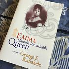 EMMA HAWAIIS REMARKABLE QUEEN Biography George S Kanahele AUTHOR SIGNED