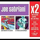 Joe Satriani Surfing With The Alien and Is There Love In Space? new 2 CD set