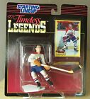 MAURICE RICHARD TIMELESS LEGENDS NHL HOCKEY ACTION FIGURE STARTING LINEUP 1997