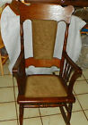 Quartersawn Oak Rocker / Rocking Chair   (R198)