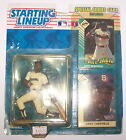 """GARY SHEFFIELD Starting Lineup Sports Superstar Collectibles 4"""" PADRES Action Fi"""