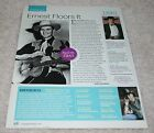 RARE VINTAGE ERNEST TUBB Magazine Article Photo Clipping