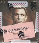 James Bond Heroes and Villains - Factory Sealed Archive Box