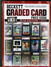 BECKETT GRADED CARD PRICE GUIDE 2015 87TH EDITION FAST SHIP