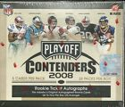 2008 Playoff Contenders Factory Sealed Football HOBBY BOX Flacco