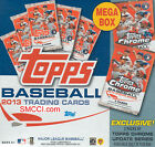 2013 TOPPS UPDATE and UPDATE CHROME Baseball MEGA BOX PUIG ROOKIE? TROUT?