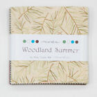 WOODLAND SUMMER PRINTS ~  by HOLLY TAYLOR ~ MODA ~ CHARM PACK