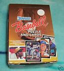 1987 Donruss Baseball Card Box unopened 36 15