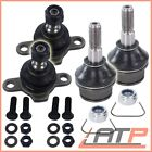 4X BALL JOINT UPPER +LOWER FRONT VW TRANSPORTER BUS T4