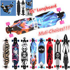 Professional 31 X 78 Longboard Skateboard Cruiser Through downhill Complete