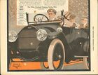 1914 Willys Overland Motor Car Toledo OH Auto Ad Woodbury Soap mc4696