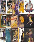 HUGE KOBE BRYANT SPORTS CARD COLLECTION PREMIUM LOT INSERT LAKERS