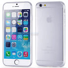 Ultra Thin Soft TPU Transparent Clear Skin Case Cover for iPhone 6S 47 Plus 55