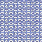 1 1 2 Northcott Botanical Blues Butterfly Cotton Quilt Fabric Spring BFab
