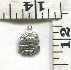 VINTAGE STERLING BRACELET CHARM~ANOTHER MAYAN GOD FOR YOU~$12.00!!