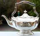 1914 Antique Vintage REED  BARTON Sterling Silver TEAPOT Tea Pot KETTLE NY Water