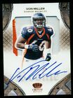 2011 Panini Crown Royale Von Miller Rookie auto jumbo patch 21 299 Broncos