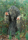 Special Purchase Adult Ghillie Suit 4 pc Zippered Jacket Woodland