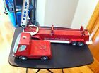 Rare Pressed metal NY fire truck large vintage toy / Model