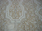 WHITE LACE RECTANGULAR TABLECLOTH--90