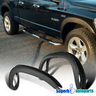 RAM 02-08 1500 03-09 2500/3500 4 PCS Matte Black Bolt-on Style Fender Flares