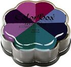 Color Box Petal Point AURORA Pigment Ink Pad Clearsnap Brand NEW 8 Colors