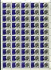 USSR, Russian stamp Full sheet Sc4741 Einstein, phycisist  50 stamp MNH