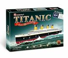 Cubic Fun RMS Titanic Ship 3D Puzzle Small 35 Pieces New
