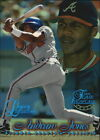 1997 Flair Showcase Legacy Collection Row 1 #1 Andruw Jones 100 - NM-MT