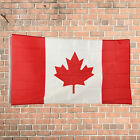 New Design 3x5 Ft National Canada Canadian Maple Leaf Flag Polyester Grommets