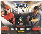 2011 PANINI CONTENDERS BASEBALL HOBBY BOX MIKE TROUT RC YEAR!