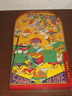 Vintage Sears Roebuck Bagatelle Game  HAPPI TIME Precursor to PinBall Machines