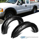 1999-2007 Ford F250 F350 Super Duty Pocket Rivet Bolt-On Style Fender Flares