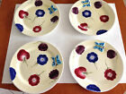 LAURIE GATES for THE CELLAR MACYS BUTTERFLY FLORAL PATTERN DINNER PLATE lot 4