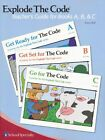 Explode the Code Teachers Guide for Books A B and C