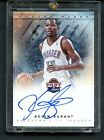 2012-13 Past & Present Modern Marks Kevin Durant Thunder AUTO
