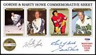 Gordie Howe Cards, Rookie Card Info and Autographed Memorabilia Guide 29