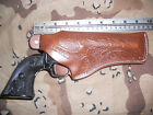 Ruger Single Six 4 5 8 Heritage Rough Rider 4 3 4 22Cal Brown Leather Holster