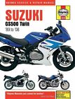 Haynes M3238 Repair Manual - Suzuki GS500 Twin 1989-2008