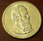 2011 P 1 Rutherford B Hayes Presidential Dollar 5997