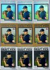 2004 Topps Traded & Rookies Baseball Cards 5