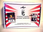 2014 Leaf Perfect Game Showcase Baseball Hobby Box 25 Autos Patches FREE SHIP