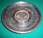 Monarch Silver Co Quadruple Silver Plate / Platter