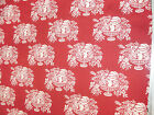 1 yd Windham Quilting Fabric Civil War Reproduction American Coverlet Red Fruit