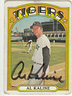 Al Kaline Baseball Cards and Autographed Memorabilia Guide 29
