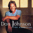 DON JOHNSON - THE ESSENTIAL USED - VERY GOOD CD