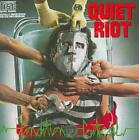 QUIET RIOT - CONDITION CRITICAL USED - VERY GOOD CD