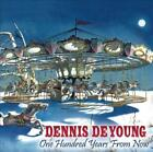 DENNIS DEYOUNG - ONE HUNDRED YEARS FROM NOW [BONUS TRACK] [DIGIPAK] USED - VERY